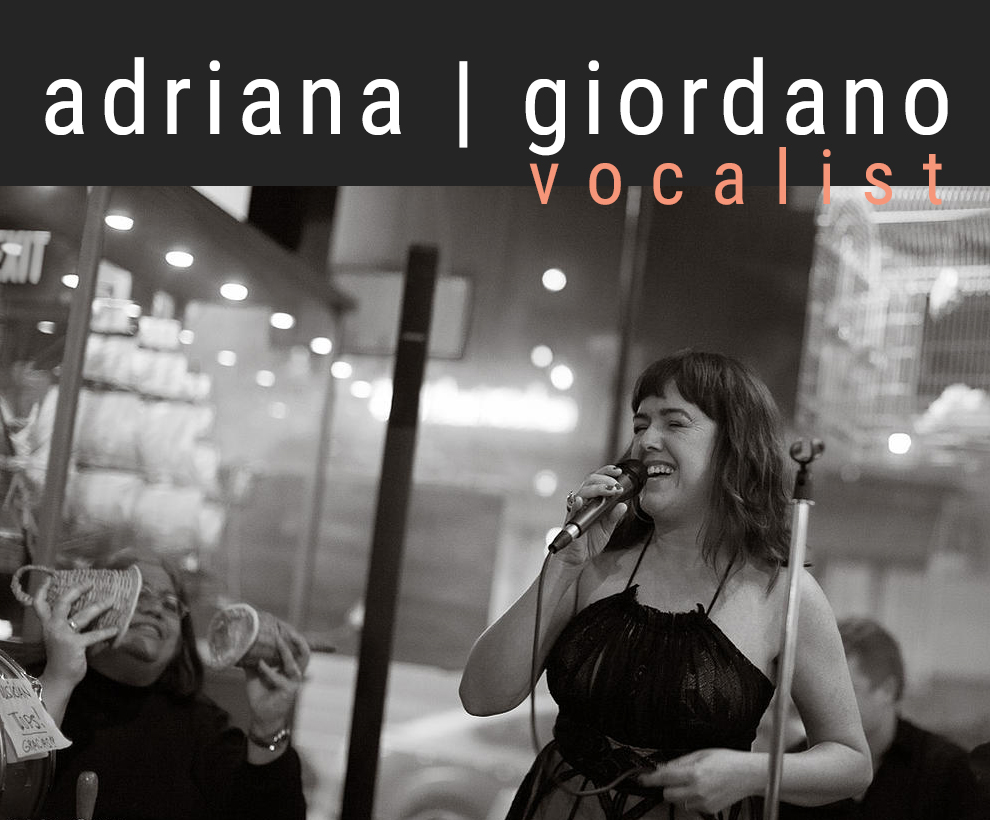 Adriana Giordano Front Page Image